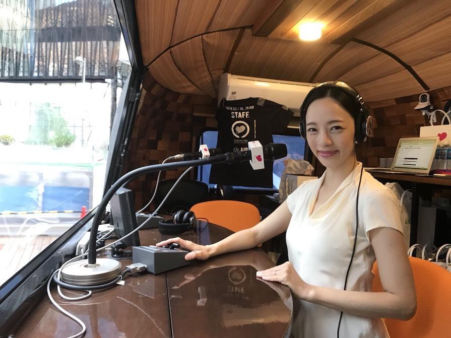 モデル・ラジオパーソナリティー MIOさん | 株式会社ガモウ|GAMO